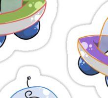 UFO's - Sup Sticker