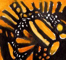 Butterfly Spots - the Australian Wanderer Butterfly Sticker