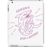 Sharky Jiu-jitsu iPad Case/Skin