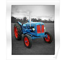 Fordson Major - 02a Poster