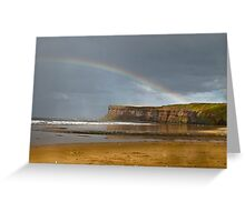 I can see a rainbow Greeting Card