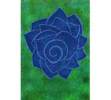 Astral Rose Photographic Print