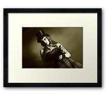 Steampunk IX Framed Print