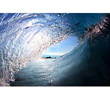 Why we surf Photographic Print