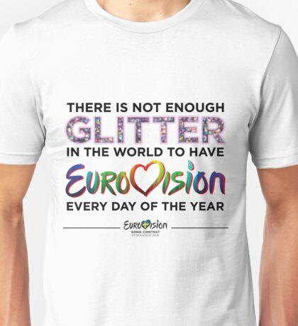Not Enough Glitter Unisex T-Shirt