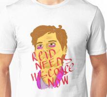 Reid needs his coffee Unisex T-Shirt