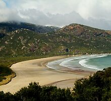 Norman Beach,Wilsons Prom by Joe Mortelliti