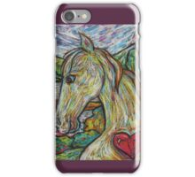 Hearty Horse iPhone Case/Skin