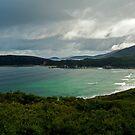 Squeaky Beach,Wilsons Prom by Joe Mortelliti