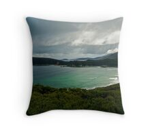 Squeaky Beach,Wilsons Prom Throw Pillow