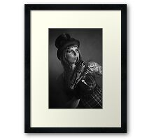 Steampunk XI Framed Print