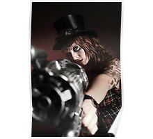 Steampunk XIII Poster