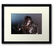 Steampunk XVIII Framed Print