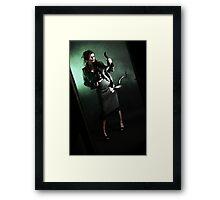 Steampunk XXI Framed Print