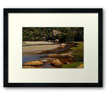 Wilsons Promontory Framed Print