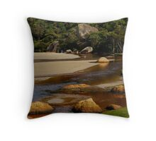 Wilsons Promontory Throw Pillow