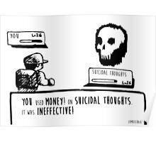 Money Is Ineffective Poster