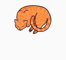 Sleeping Cat - Ginger Unisex T-Shirt