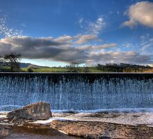 falls at polly mcquinns by Leigh Monk