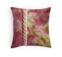Swinger Throw Pillow