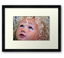 IRIS  - (1) Framed Print