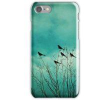 Like Birds on Trees iPhone Case/Skin