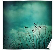 Like Birds on Trees Poster