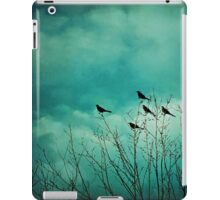 Like Birds on Trees iPad Case/Skin