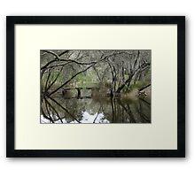 Garvey park 2 Framed Print