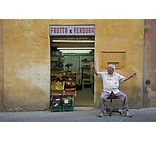 Italie - Toscane - Sienne (Sienna) Photographic Print