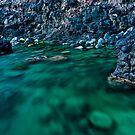 Racing Rock Pool by Jason Green