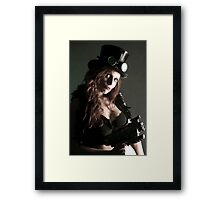 Steampunk XXV Framed Print