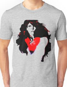 Naked Heart Unisex T-Shirt
