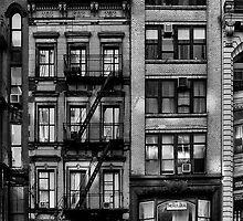 23th Street E by Gianluca Nuzzo
