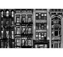 23th Street E Photographic Print