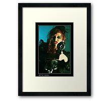Steampunk XXVIII Framed Print