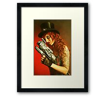 Steampunk XXIX Framed Print