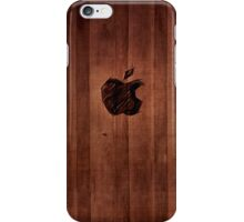 Wood-look iPhone case iPhone Case/Skin