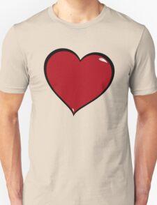 Love Heart (2) T-Shirt