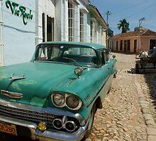 Classic Trinidad - Cuba by herbiefraser