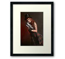 Steampunk XXXI Framed Print