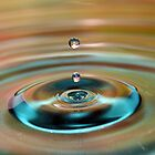 Water Drop 2 by Daniel Pritchard
