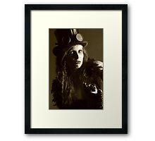 Steampunk XXXII Framed Print