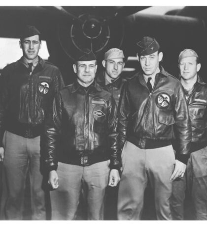 Jimmy Doolittle and His Crew Sticker