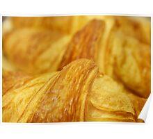 Croissant Poster