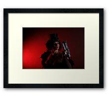 Steampunk XXXIII Framed Print