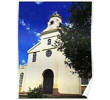 Tabarcia Church, Canton de Mora, Costa Rica Poster