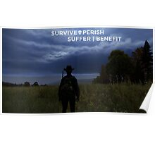 Survival Poster Poster