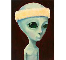 Alien #2 Photographic Print