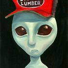 Alien #3 by joykolitsky